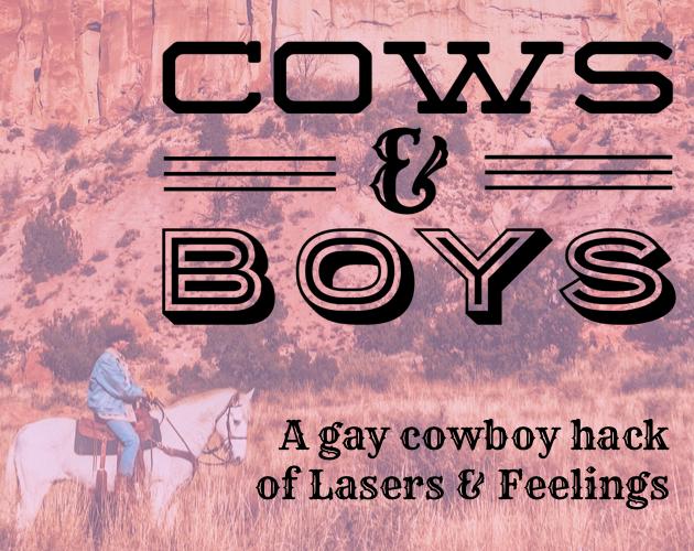 Cows & Boys