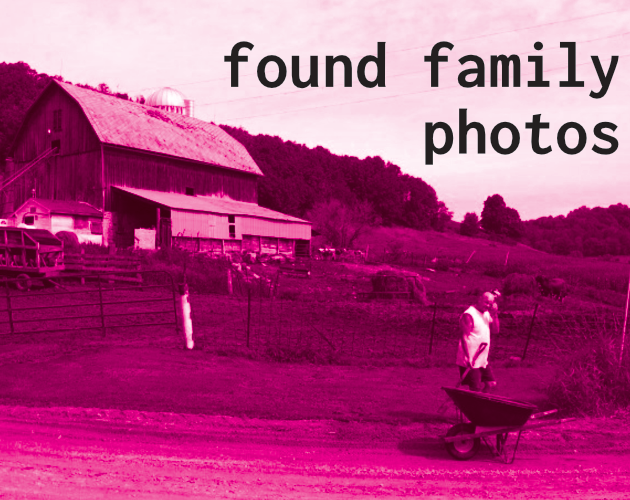Found Family Photos