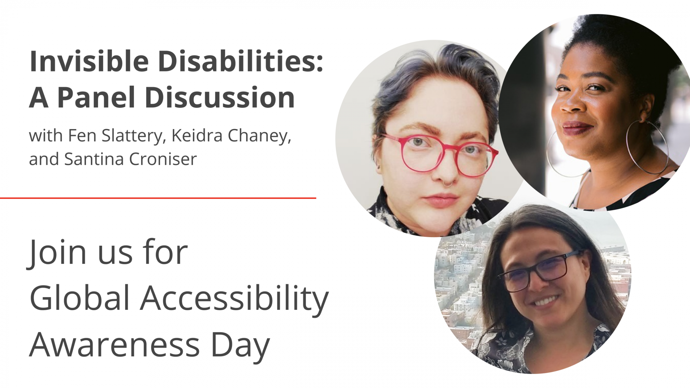 9+ 0:00 / 1:41:12 A11YChi - Invisible Disabilities: A Panel Discussion